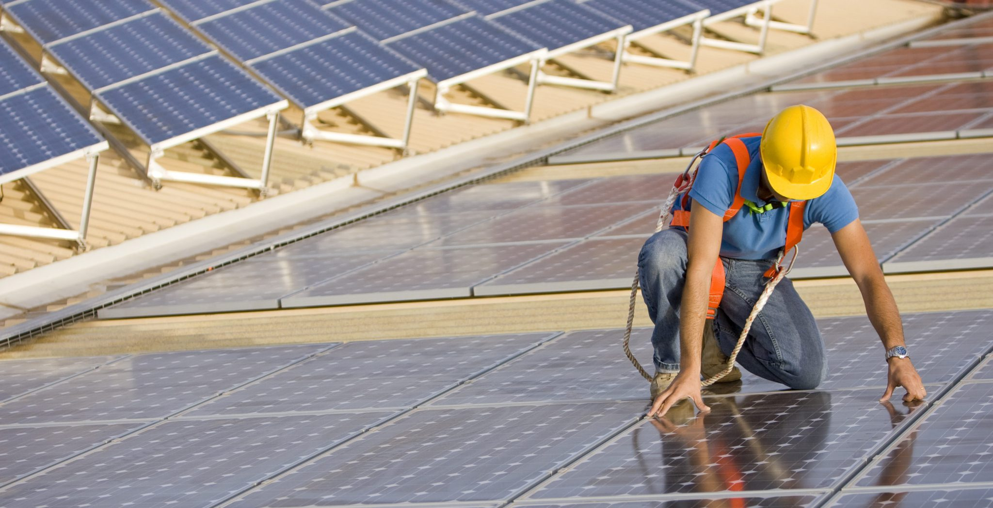 Worker su eolici e energie rinnovabili